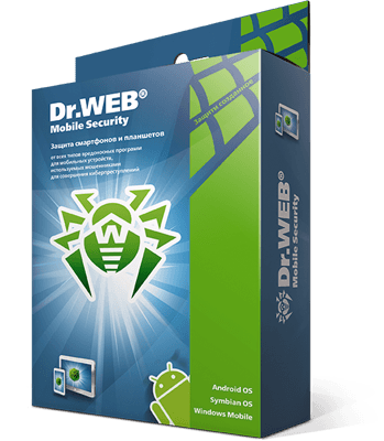 Dr.Web Mobile Security для Android