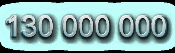 130 000 000