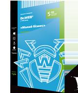 Dr.Web «Малий бізнес», 5 ПК / 5 мобільних пристроїв / 1 рік
